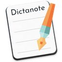 Dictanote Logo